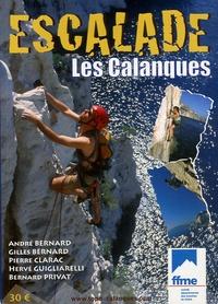 André Bernard et Gilles Bernard - Escalade - Les Calanques.