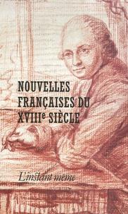 André Bernier et Réal Ouellet - Nouvelles françaises du XVIIIe siècle.