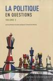 André Blais et Magdalena Dembinska - La politique en questions - Volume 2.