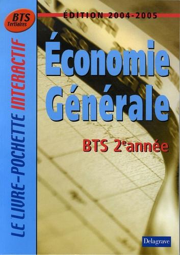 André Bollard et Béatrice Dirou - Economie générale BTS tertiaires 2e année.