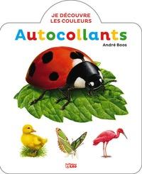 André Boos - Autocollants La coccinelle.
