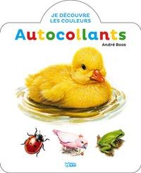 André Boos - Autocollants Le caneton.
