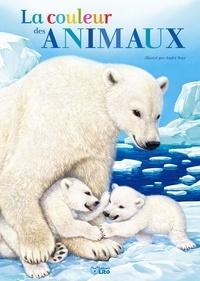 André Boos - La couleur des animaux.
