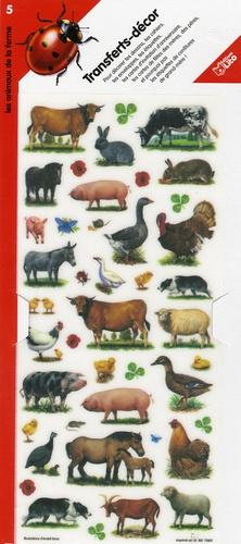 André Boos - Les animaux de la ferme - Tome 5.