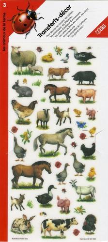 André Boos - Les animaux de la ferme - Tome 3.