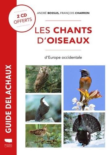 Les chants d'oiseaux d'Europe occidentale  avec 2 CD audio