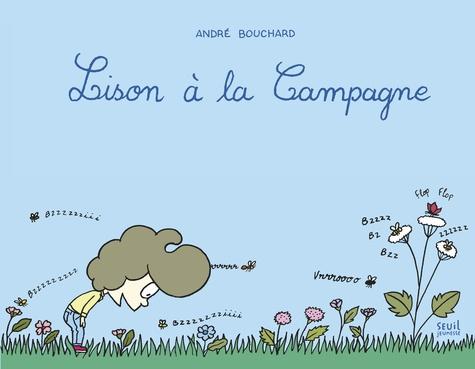André Bouchard - Lison à la campagne.