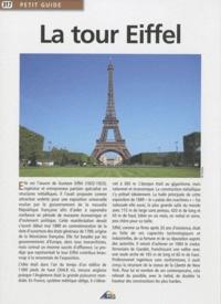 André Bravard - La tour Eiffel.
