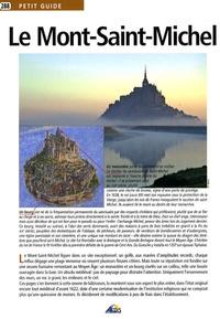 André Bravard - Le Mont-Saint-Michel.
