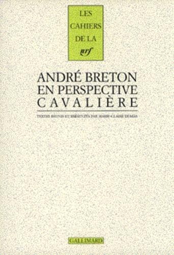 André Breton - André Breton en perspective cavalière.