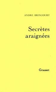 André Brincourt - Secrètes araignées.