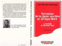 André Brun - Formation de la classe ouvrière en Afrique noire - L'exemple du Burkina.
