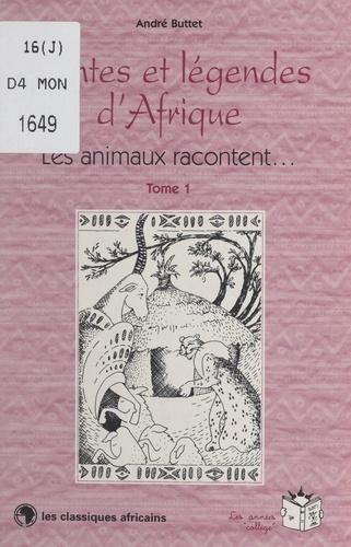 Les animaux racontent... (1). L'antilope, le léopard et les chevreaux