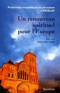 Deedr.fr Un renouveau spirituel pour l'Europe Image