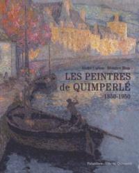 André Cariou et Béatrice Riou - Les Peintres de Quimperlé 1850-1950 - Exposition organisée par le Ville de Quimperlé à la chapelle des Ursulines, 29 juin - 13 octobre 2013.