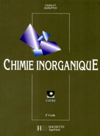 Alixetmika.fr Chimie inorganique - Cours, 2e cycle Image