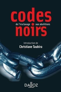 Codes noirs - De lesclavage aux abolitions.pdf