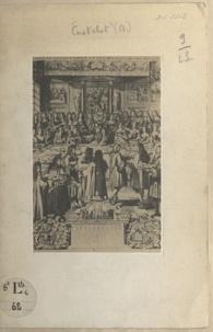 André Castelot - Un dîner grand siècle.