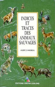 Deedr.fr INDICES ET TRACES DES ANIMAUX SAUVAGES. 9ème édition 1991 Image