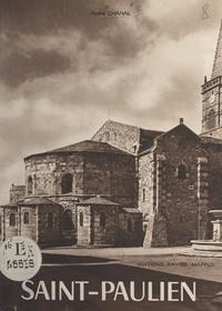André Chanal et Antoine Mappus - Saint-Paulien et le château de la Rochelambert.