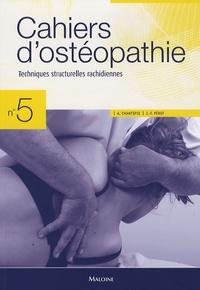 André Chantepie et Jean-François Pérot - Techniques structurelles rachidiennes.