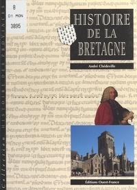 André Chédeville - Histoire de la Bretagne.