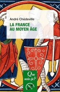 André Chédeville - La France au Moyen Age.