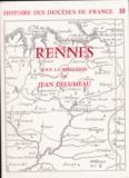 André Chédeville - Rennes.