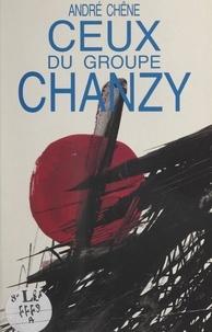 André Chêne et Louis Chevrin - Ceux du groupe Chanzy.