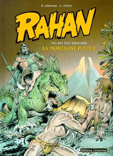 André Chéret et Roger Lécureux - Rahan Tome 2 : La montagne fendue.
