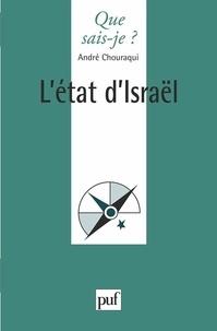 André Chouraqui - L'Etat d'Israel.