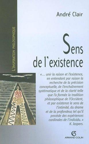 Sens de l'existence
