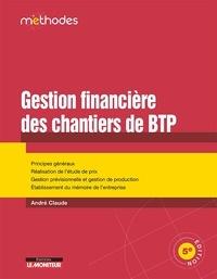 Histoiresdenlire.be Gestion financière des chantiers de BTP Image