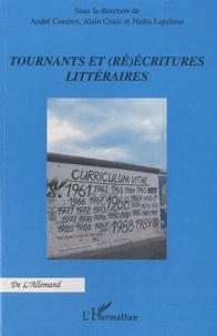 André Combes et Alain Cozic - Tournants et (ré)écritures littéraires.