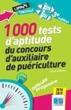 André Combres - 1000 tests d'aptitude du concours d'auxiliaire de puériculture.