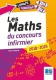 André Combres - Les maths du concours infirmier.
