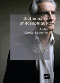 André Comte-Sponville - Dictionnaire philosophique.
