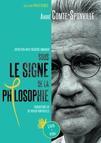 André Comte-Sponville - Sous le signe de la philosophie. 1 Clé Usb