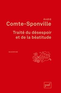 Accentsonline.fr Traité du désespoir et de la béatitude Image