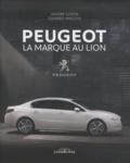 André Costa et Gerard Macchi - Peugeot - La marque au lion.