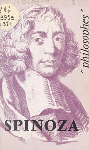 Spinoza. Sa vie, son œuvre, avec un exposé de sa philosophie