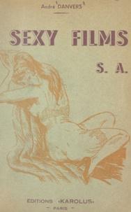 André Danvers - Sexy films S.A..