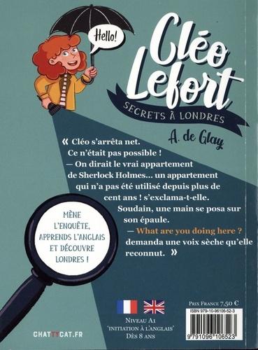Cléo Lefort  Secrets à Londres