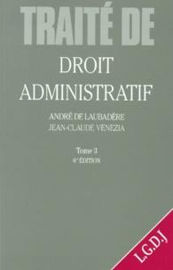 André de Laubadère et Jean-Claude Venezia - .
