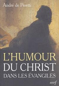 Deedr.fr Essai sur l'humour du Christ dans les évangiles Image
