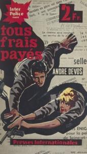 André de Vos - Tous frais payés.