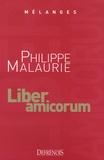 André Decocq et Laurent Aynès - Mélanges en l'honneur de Philippe Malaurie - Liber amicorum.