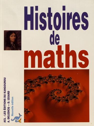Histoires de maths 2e édition