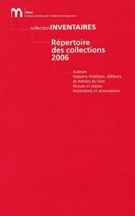 André Derval et Albert Dichy - Répertoire des collections.