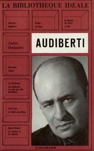 André Deslandes - Audiberti.